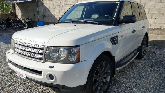 Land Rover Range Rover Sport Supercharged V8 Blanca 2008