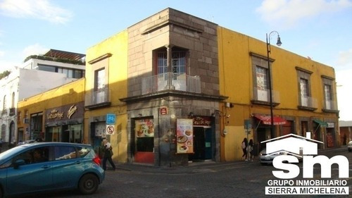 Local En Renta En Calle 3 Sur, Col. Centro Sml-1905c