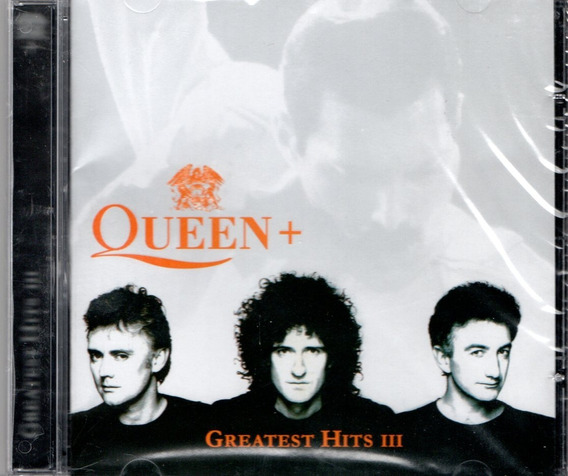 Cd Queen + Greatest Hits 3