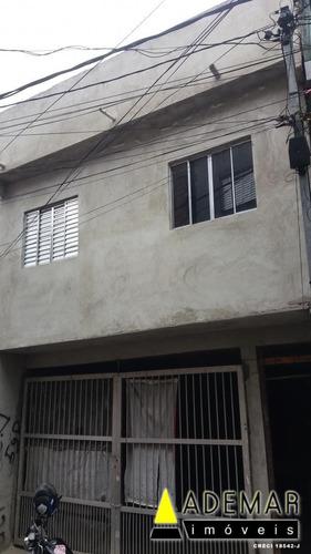 Imagem 1 de 5 de Vende Se Sobrado Com 3 Casas - 893