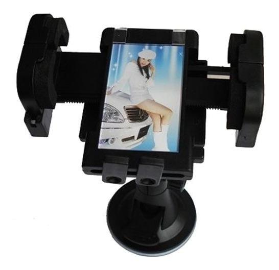 Suporte Ventosa Veicular Universal Smartphone Gps Celular Tv
