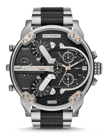Relógio Diesel Masculino Dz7349/1pn C/ Nf-e