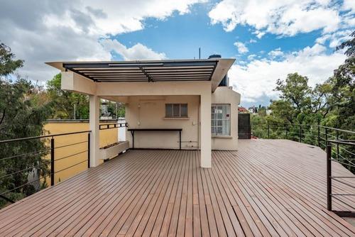 Casa En Renta Sierra Vertientes, Lomas De Chapultepec