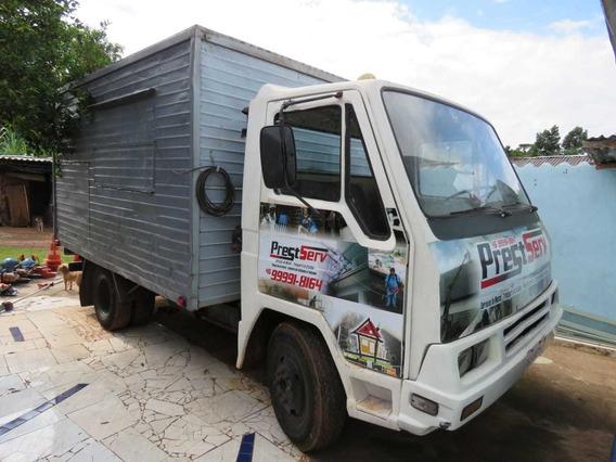Troco Kombe Van Motor Home Ou Picape Dupla