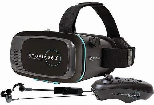Lentes Realidad Virtual 360 Para Celular Con Control