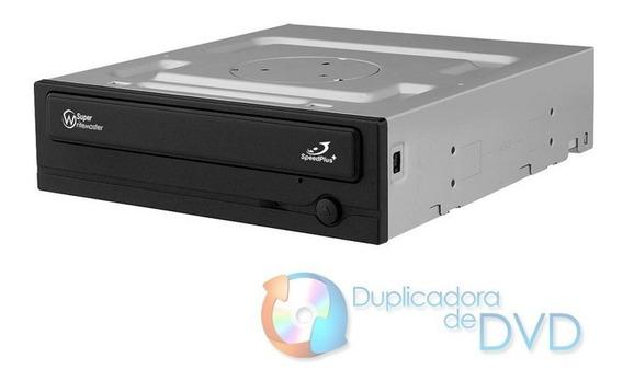 Drive Samsung Gravador Dvd E Cd Sh-222db Preto