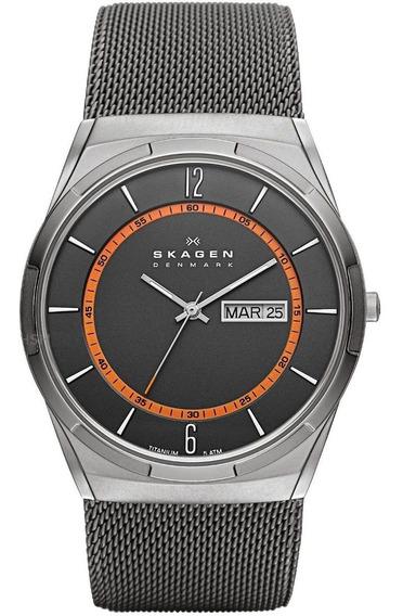 Relógio Skagen Titanium Skw6007