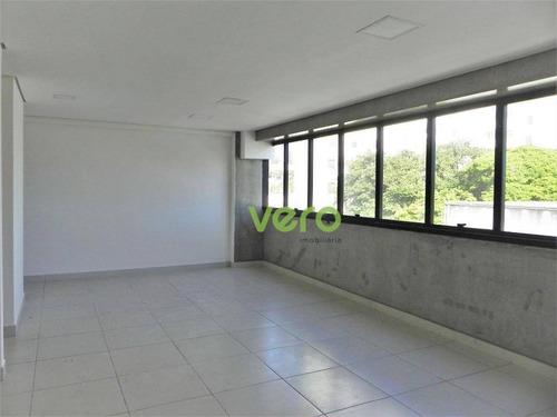 Sala Para Alugar, 40 M² Por R$ 1.100,00/mês - Centro - Americana/sp - Sa0044