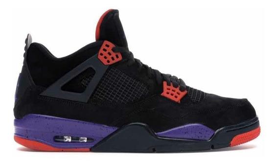 Sneakers Originales Jordan 4 Retro Raptors Drake Ovo Origina