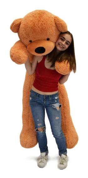 Urso Pelúcia Gigante 1,40 Mt 140cm Presente Namorada Amor