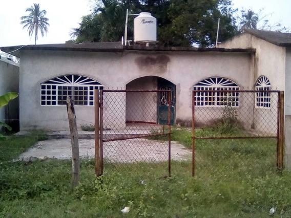 Casa En Venta En Paraíso Comacalco, Tabasco