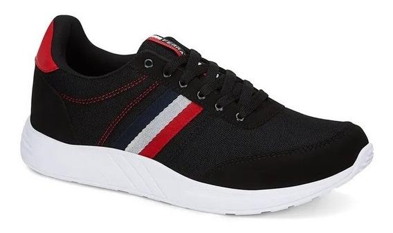Tenis De Sneaker Negro 2734422 E-20