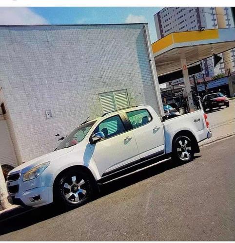 Imagem 1 de 3 de Chevrolet S10 2013 2.8 Ltz Cab. Dupla 4x4 Aut. 4p