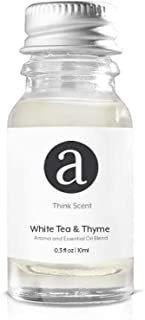Té Blanco Y Aceite De Aroma De Tomillo Para Difusores De Ar