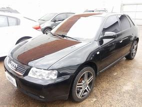 Audi A3 1.8 2006 Preta Gasolina