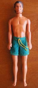 Boneco Ken Florida Vacation Barbie Mattel