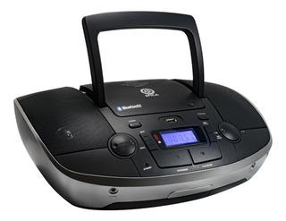 Radio Reproductor Spica Sp373 Cd Mp3 Am/fm Bt Usb