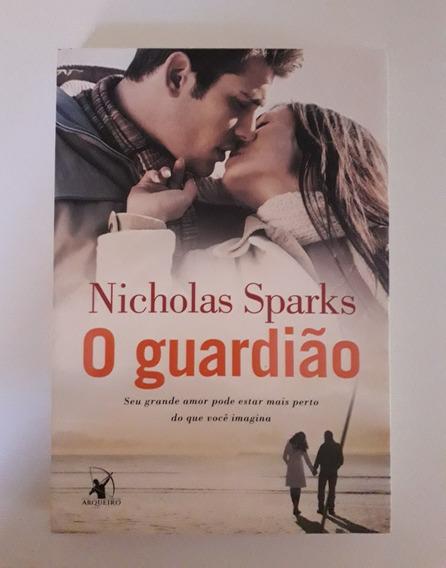 Livro O Guardião - Nicholas Sparks
