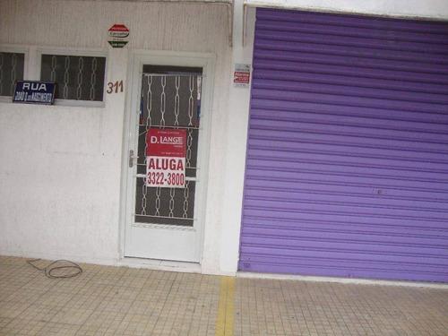 Imagem 1 de 14 de Sala Para Alugar, 40 M² Por R$ 1.300,00/mês - Jardim Boa Esperança - Campinas/sp - Sa1641