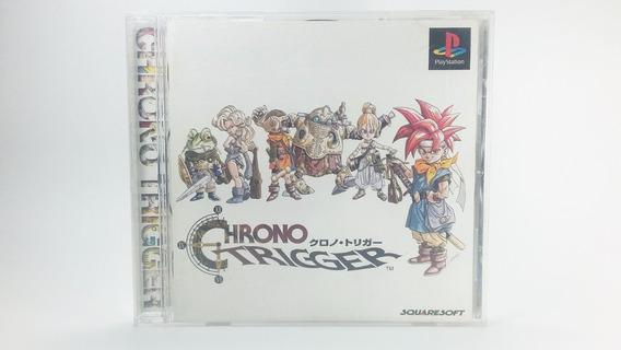 Chrono Trigger - Psone - Ps1 - Psx - Original Completo