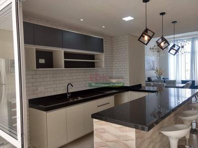 Casa Com 3 Dormitórios Com Suite À Venda, 188 M² Por R$ 660.000 - Campos Do Conde - Tremembé/sp - Ca1898