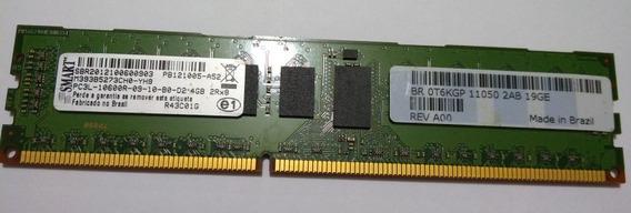 Memoria Servidor 4gb 2rx8 Pc3l 10600r-09-10-b0-d2