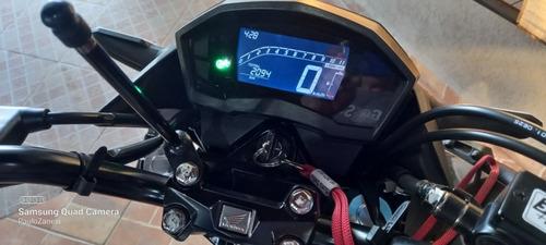 Moto Honda Twister Cb 250