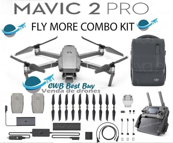 Dji Mavic 2 Zoom Fly More Combo - Cwb Best Buy Em Curitiba