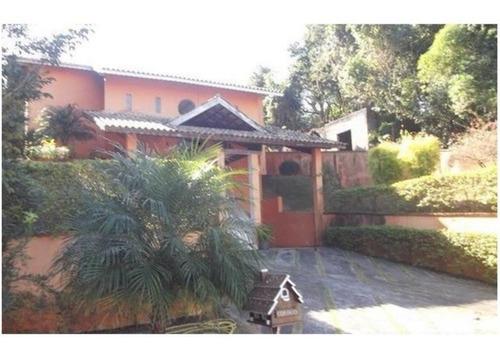 Imagem 1 de 30 de Casa Residencial À Venda, São Fernando Residência, Barueri - Ca0093. - Ca0093