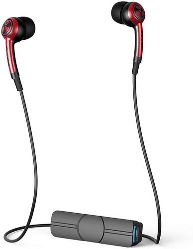 Ifrogz Ifplgw-rdo Plugz Wireless Auriculares, Color Rojo