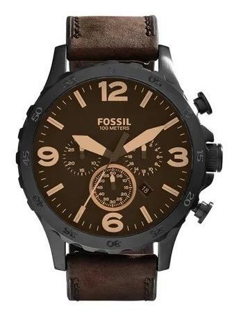Relógio Original Masculino Fossil Jr1487 Loja Autorizad + Nf