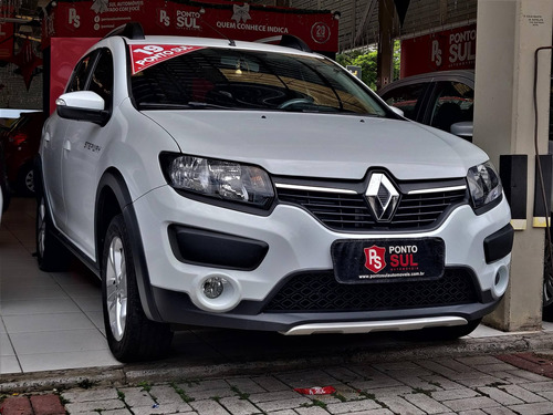 Renault Sandero Stepway Flex Manual