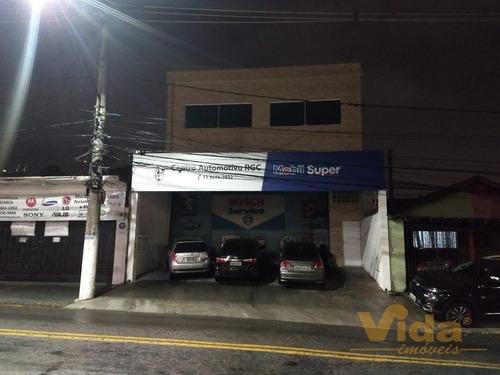 Salão Comercial Em Baronesa  -  Osasco - 42998