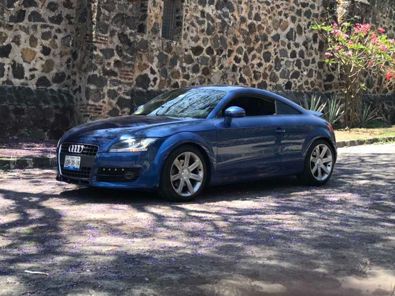 Audi Tt 2.0 Coupe Fsi 6vel Paq Sport At 2007