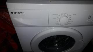 Lavarropas Top House Como Nuevo Muy Poco Uso