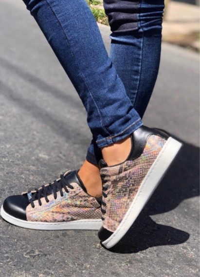 Zapatillas Mujer Luna Chiara Urbanas Moda 2019