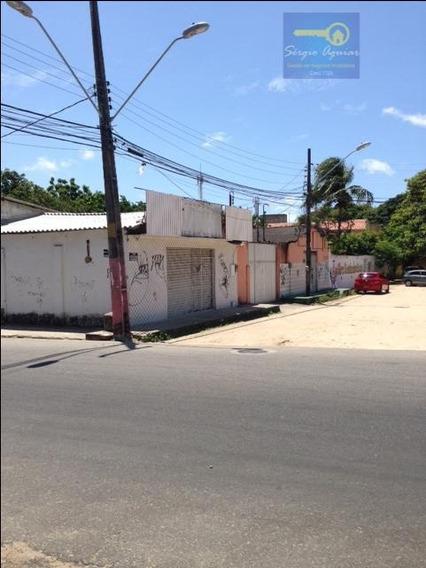 Galpão Comercial À Venda, Vila União, Fortaleza. - Codigo: Ga0002 - Ga0002