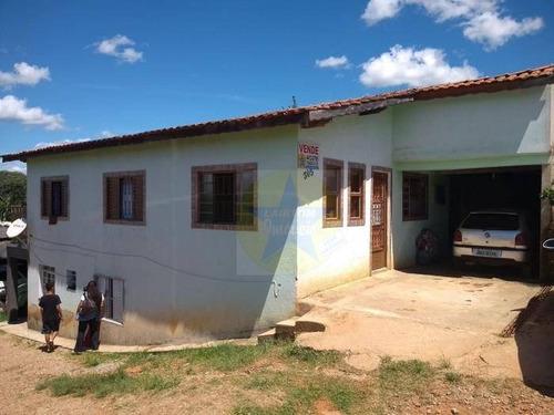 Casa Residencial À Venda, Canedos, Piracaia - Ca1447. - Ca1447