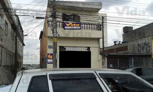 Salão Comercial Para Locação  Em Jaguaribe  -  Osasco - 26143