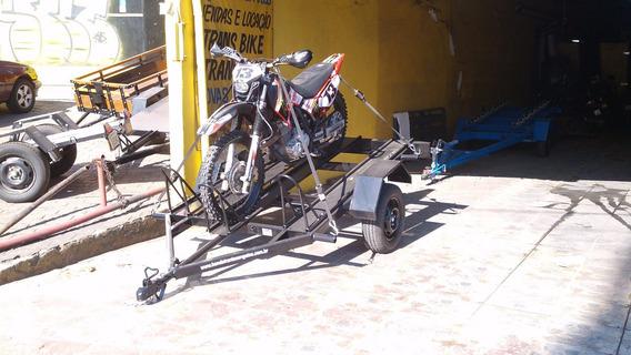 Carreta Para Moto, Reboque Para Motos, Carretinha