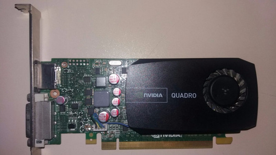 Placa De Vídeo Nvidia Quadro 600 1gb Gddr3 Pci-e