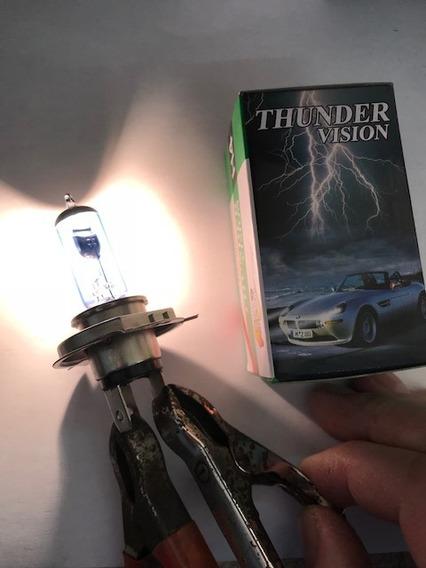 Lampada 24 Volts H4 - 75-70w - 4 Unidades Frete Gratis