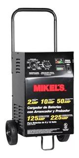 Cargador Baterías Con Arrancador 225 Amp Mikels Cbap-225