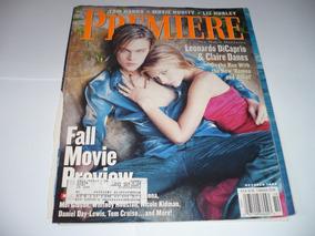 Recortes Leonardo Dicaprio Claire Danes Premiere Out 1996