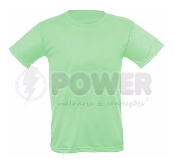 Lote Com 10 Camisas Para Sublimação Colorida Xgg