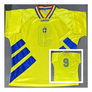 Camisa Seleção Suécia 1994