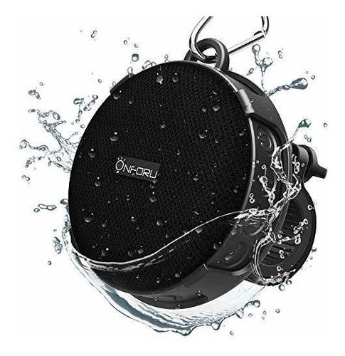 Imagen 1 de 7 de Altavoz Bluetooth Inalambrico Portatil Onforu Con Soporte Pa