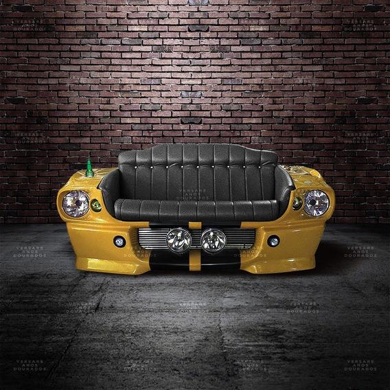 Sofá Formato De Carro Mustang