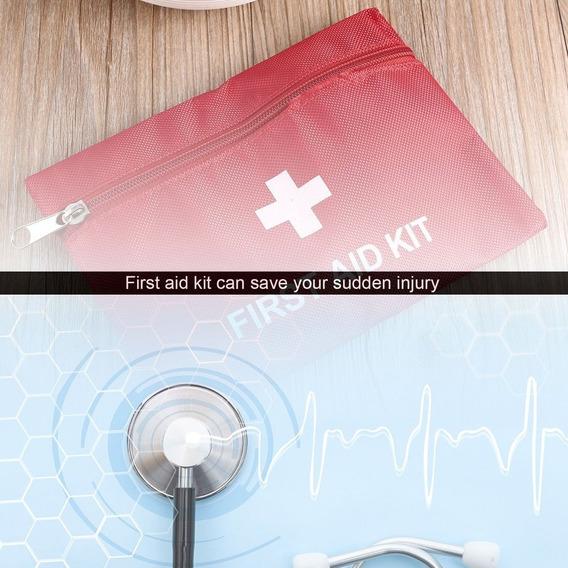 1.4l Kit De Primeiros Socorros De Emergência Bolsa De Viagem