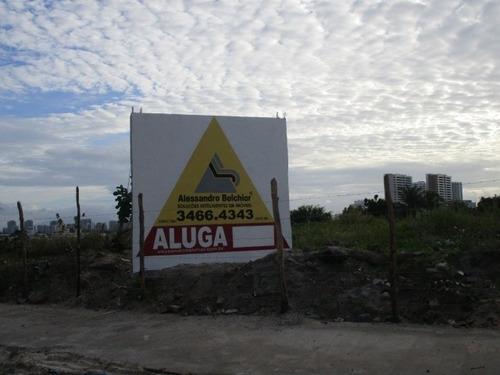 Terreno Para Alugar Na Cidade De Fortaleza-ce - L8628